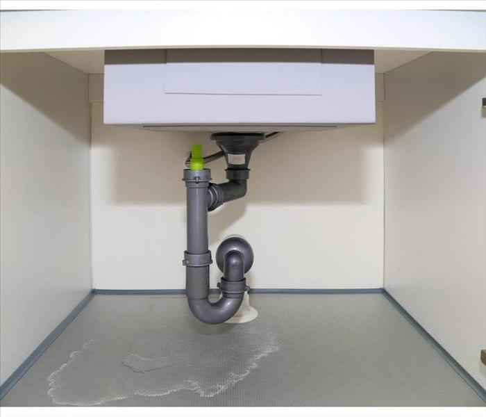Kitchen Sink Leak: What To Do If You Discover A Leak Under The Kitchen Sink
