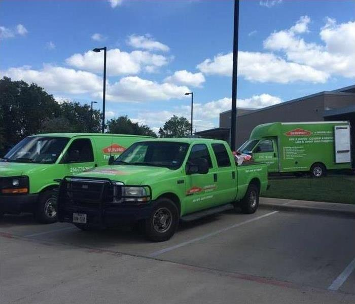 Why SERVPRO A Vendor You Can Count on in Emergency Situations